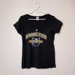 CFL Tiger Cats T-Shirt